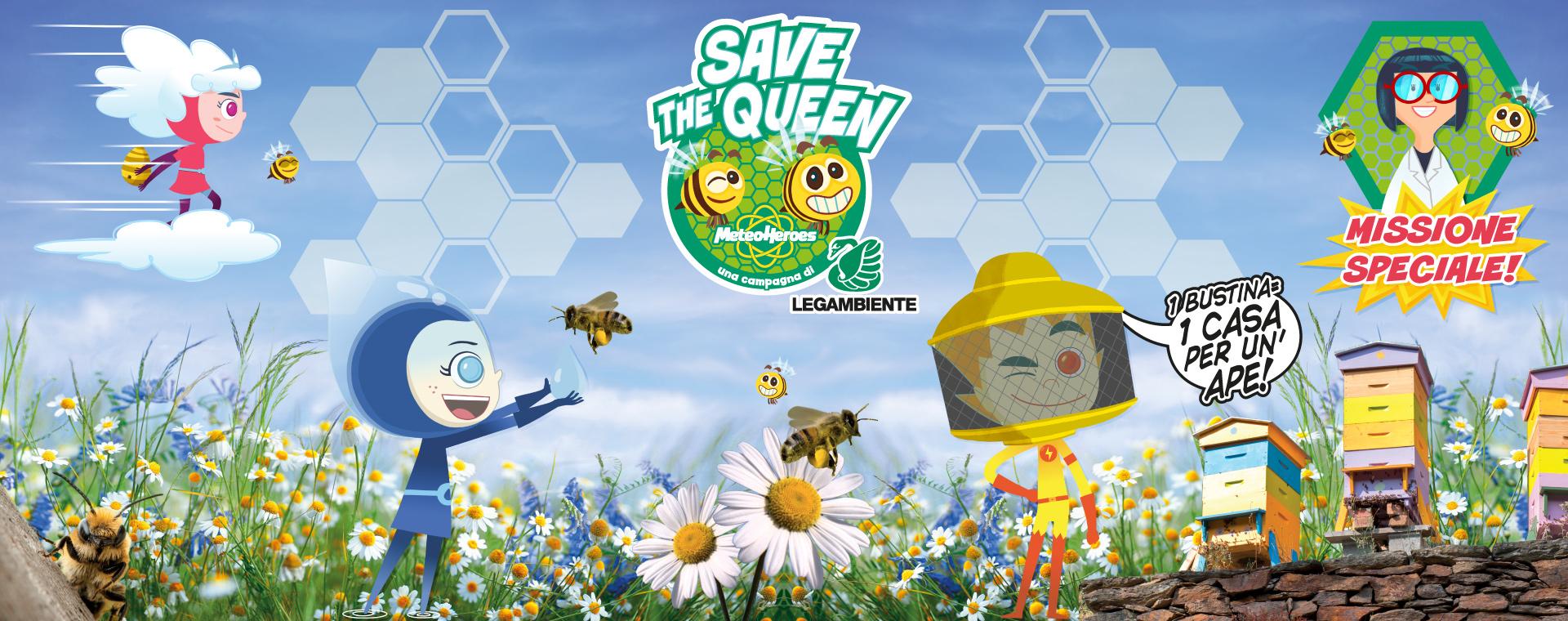 Aiuta le api
